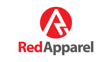 Logo for Redapparel.com