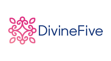 Logo for Divinefive.com