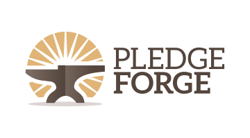 Logo for Pledgeforge.com
