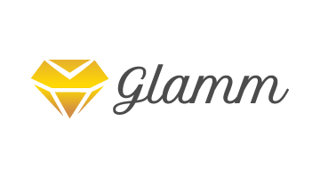 Logo for Glamm.com