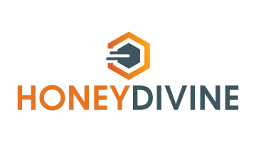 Logo for Honeydivine.com