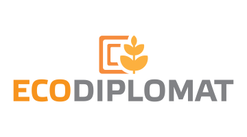 Logo for Ecodiplomat.com