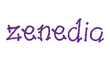 Logo for Zenedia.com