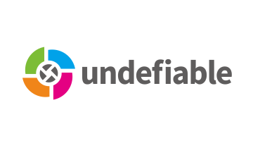 Logo for Undefiable.com