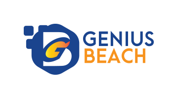 Logo for Geniusbeach.com