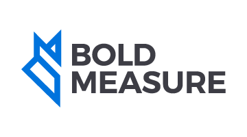Logo for Boldmeasure.com