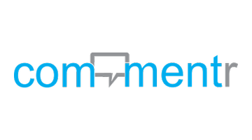 Logo for Commentr.com
