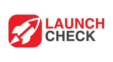 Logo for Launchcheck.com