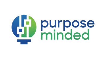 Logo for Purposeminded.com
