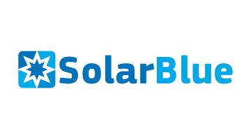 Logo for Solarblue.com