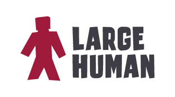Logo for Largehuman.com