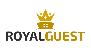 Logo for Royalguest.com