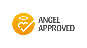 Logo for Angelapproved.com