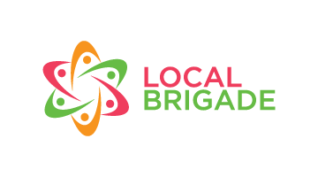 Logo for Localbrigade.com