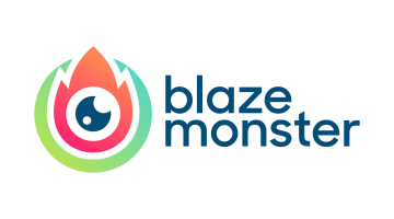 Logo for Blazemonster.com