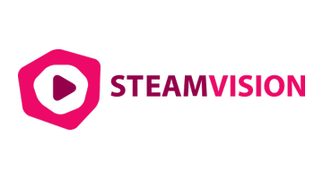 Logo for Steamvision.com