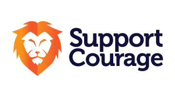 Logo for Supportcourage.com