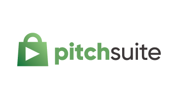 Logo for Pitchsuite.com