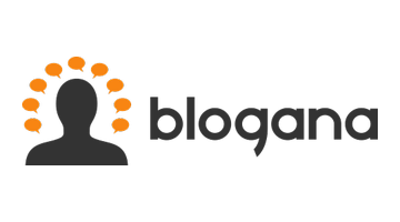Logo for Blogana.com