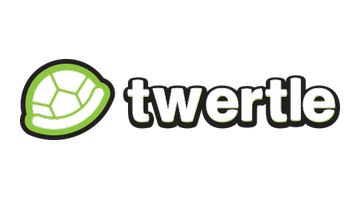 Logo for Twertle.com