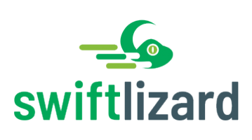 Logo for Swiftlizard.com