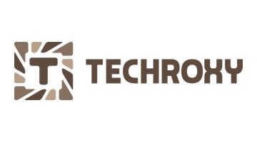 Logo for Techroxy.com