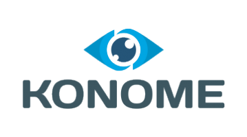 Logo for Konome.com