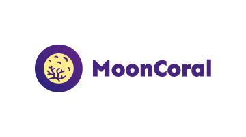 Logo for Mooncoral.com