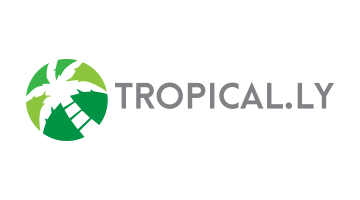 Logo for Tropical.ly