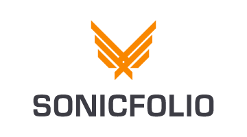 Logo for Sonicfolio.com