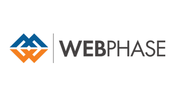 Logo for Webphase.com