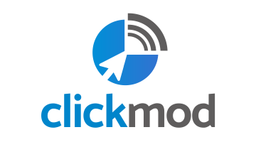Logo for Clickmod.com