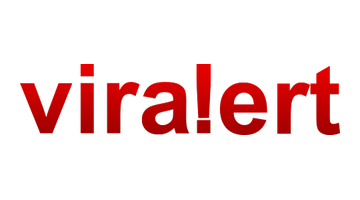 Logo for Viralert.com