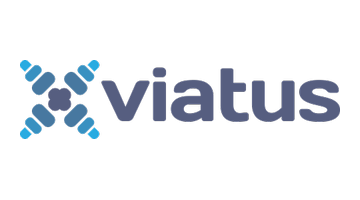 Logo for Viatus.com