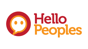 Logo for Hellopeoples.com