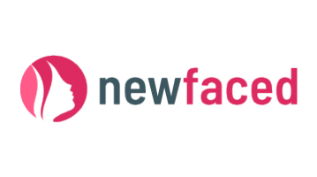 Logo for Newfaced.com