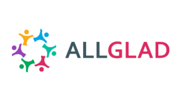 Logo for Allglad.com