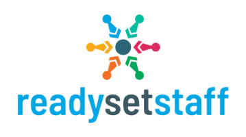 Logo for Readysetstaff.com