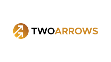 Logo for Twoarrows.com