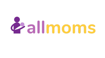 Logo for Allmoms.com