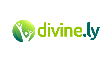 Logo for Divine.ly