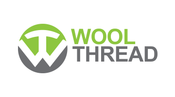 Logo for Woolthread.com