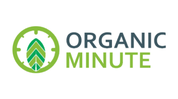 Logo for Organicminute.com