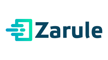 Logo for Zarule.com