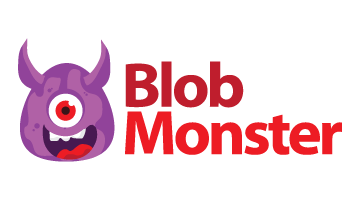 Logo for Blobmonster.com