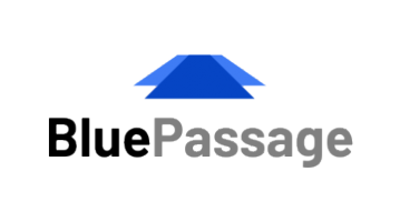 Logo for Bluepassage.com