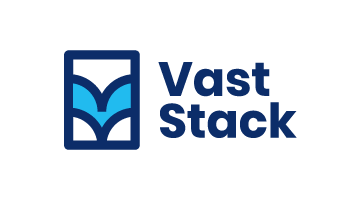 Logo for Vaststack.com