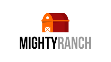 Logo for Mightyranch.com