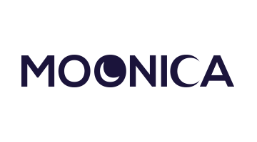 Logo for Moonica.com