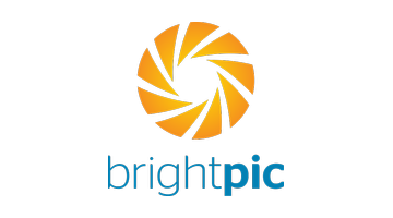 Logo for Brightpic.com
